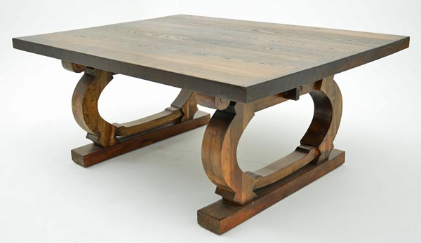 Old World Coffee Table