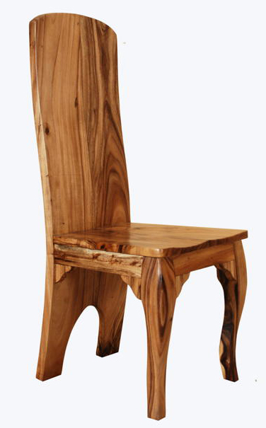 Contemporary Rustic Dining Chairs